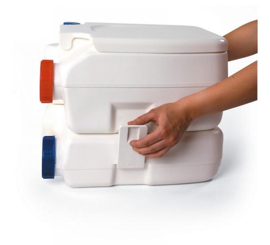 FIAMMA Bi-Pot 34 Portatif Tuvalet