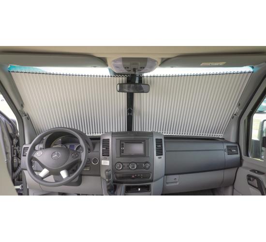 REMİS Mercedes Sprinter - VW Crafter Ön Cam Güneşlik Gri 2013-2018
